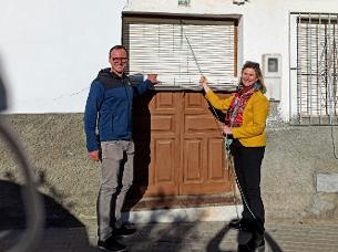 Reijer Staats, Danielle Gouwens At Home in Andalusia